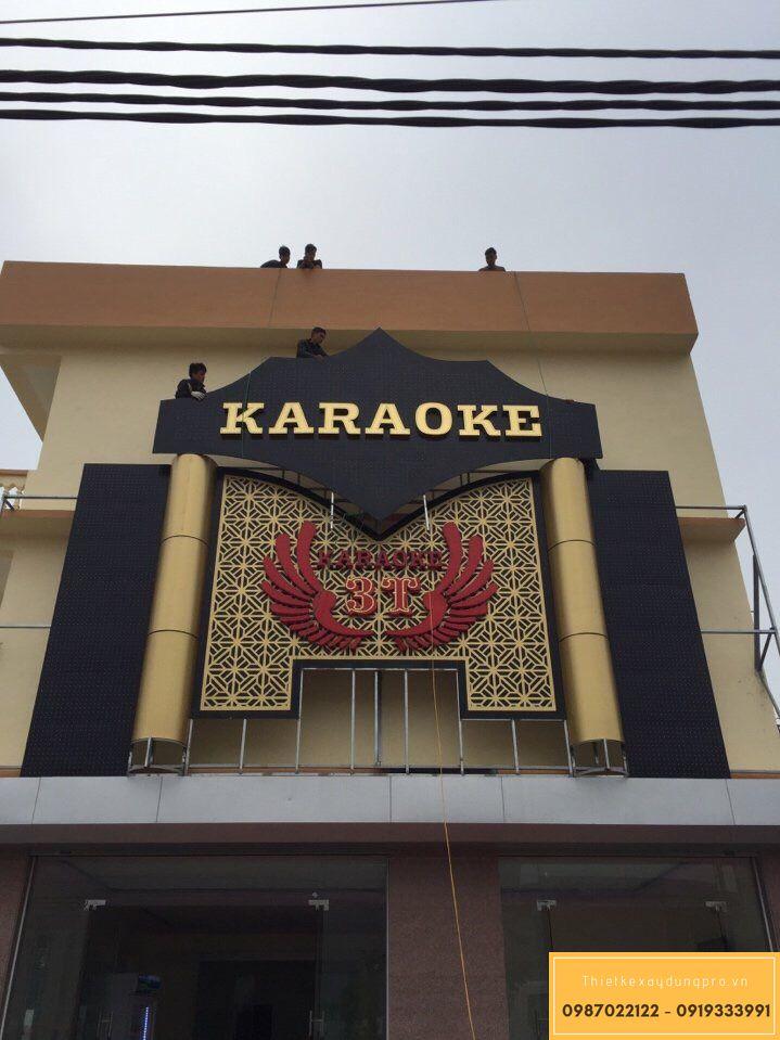cải tạo phòng karaoke
