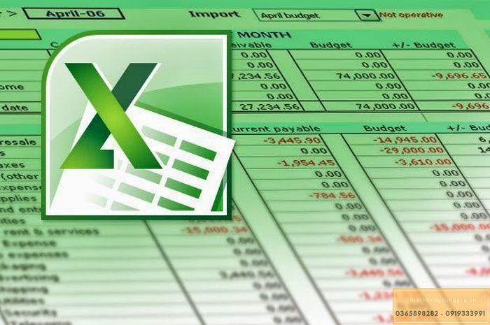 File excel quản lý bán hàng