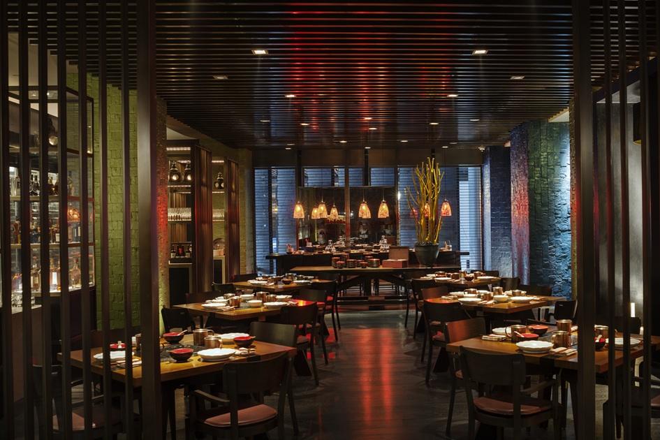 mẫu thiết kế nhà hàng lẩu