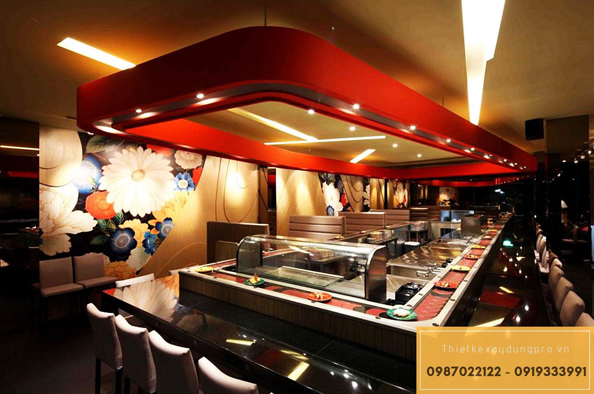 Thiết kế nhà hàng tại Hải Dương