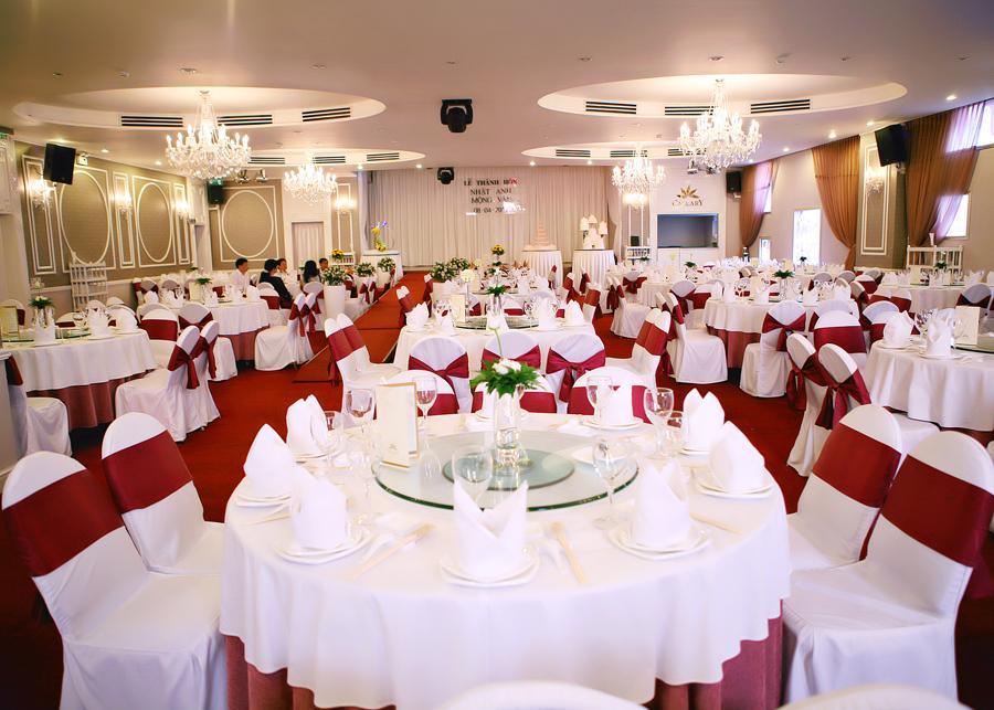 Nhà hàng tiệc cưới đẹp
