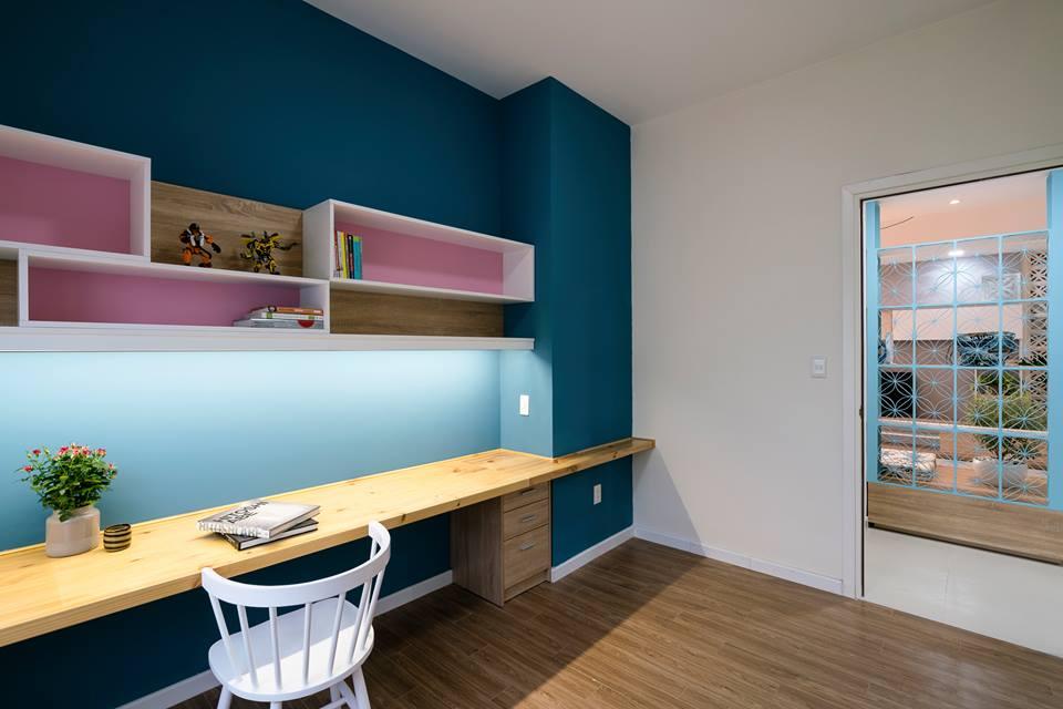 thiết kế nhà chung cư 64m2