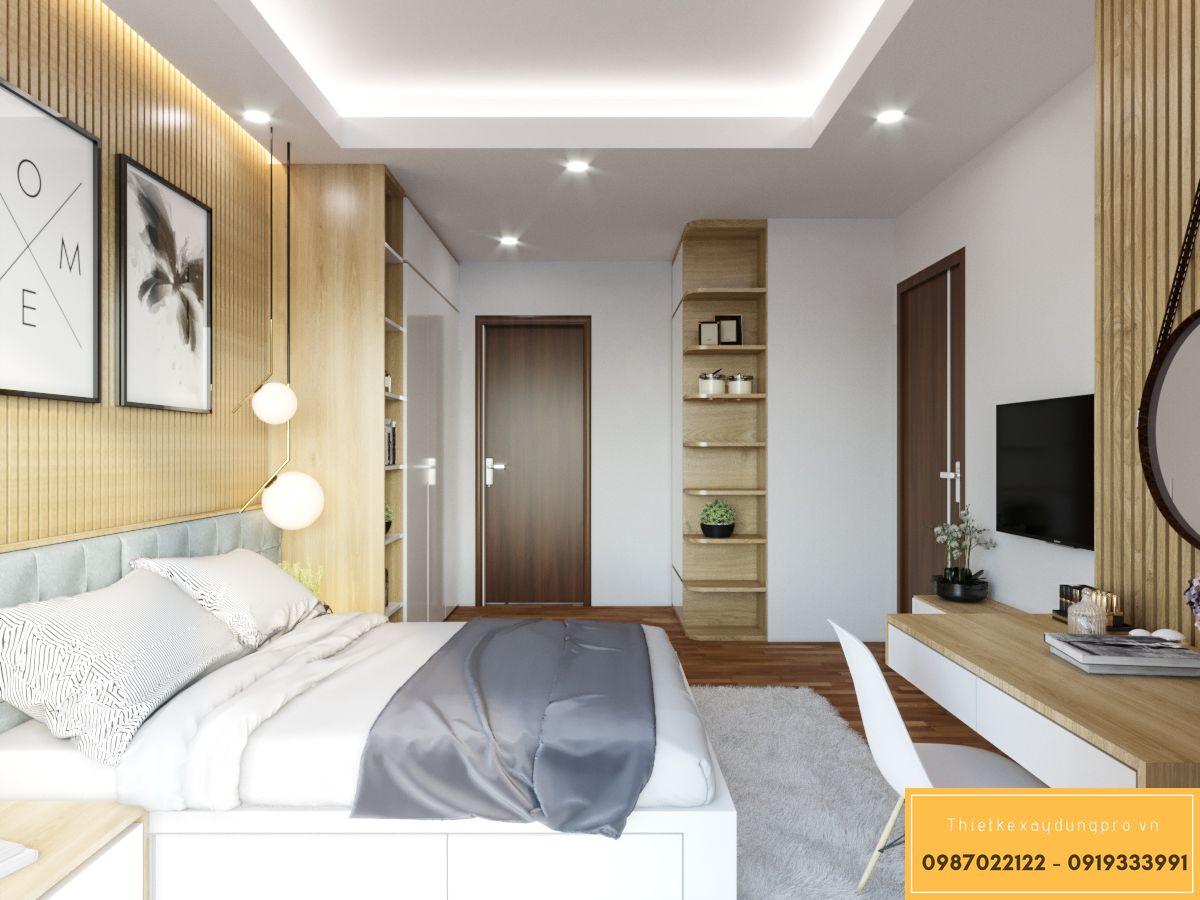 Thiết kế nội thất chung cư85m2