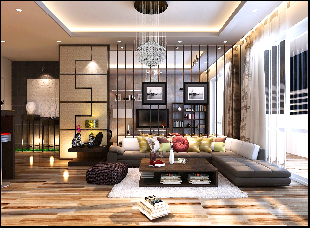 Thiết kế nội thất chung cư là gì?