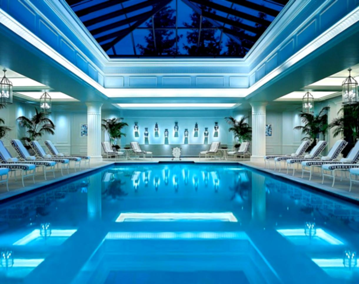 thiết kế bể bơi khách sạn tại hà nội