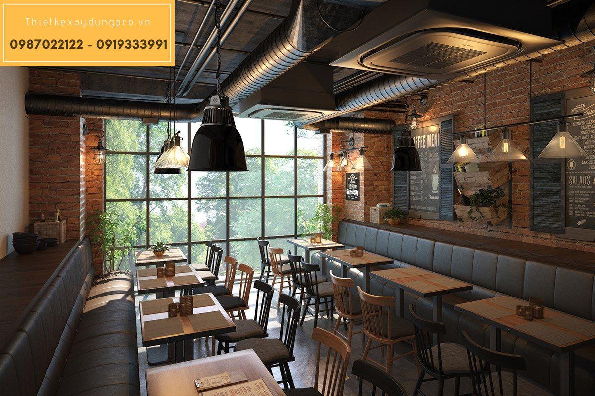 Thiết kế nội thất nhà hàng hàn quốc