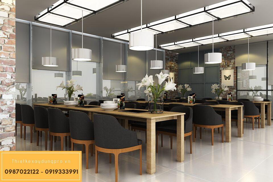 Thiết kế nhà hàng lẩu Kchif's Kitchen