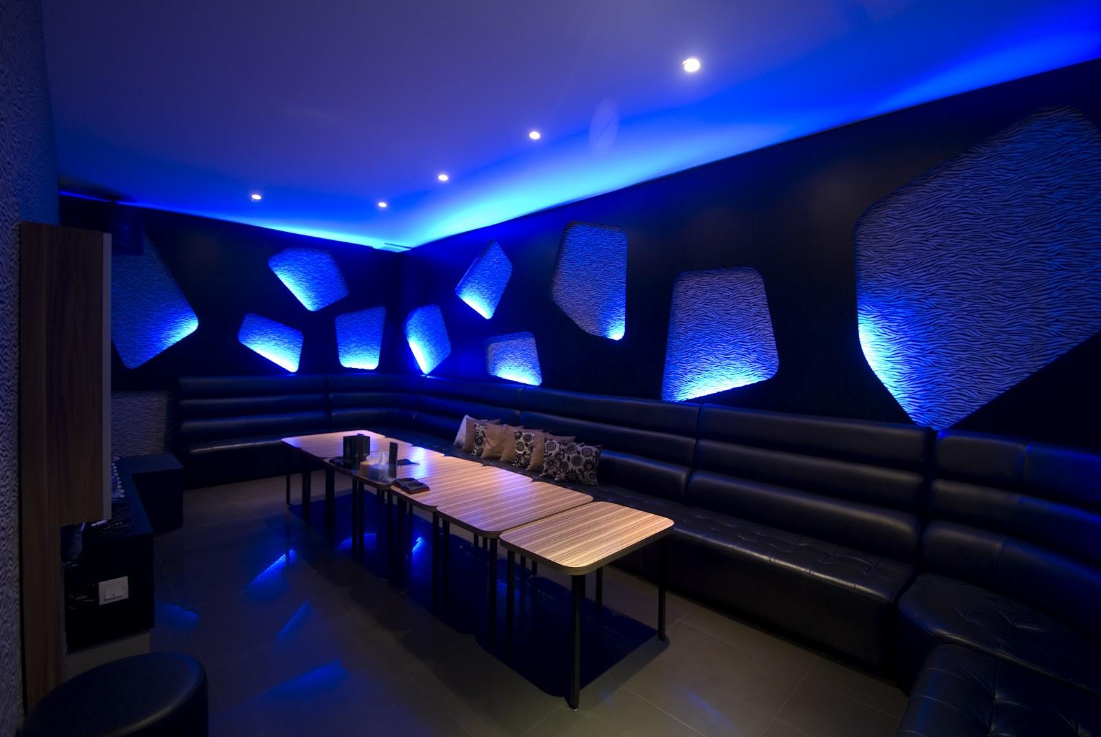 mẫu phòng karaoke bình dân