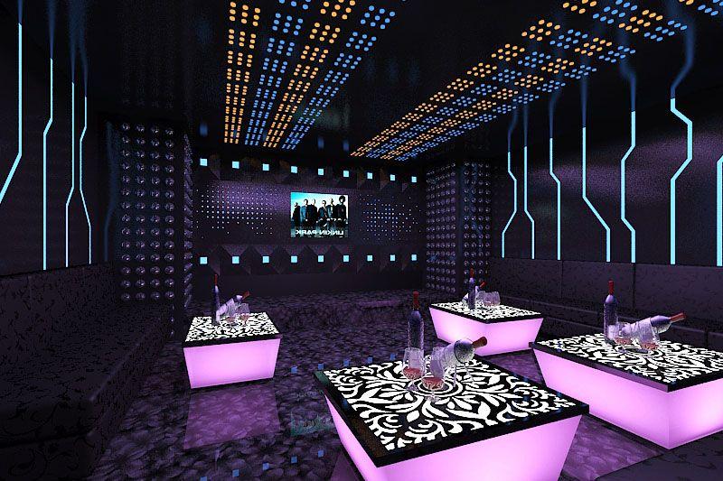 Mẫu phòng karaoke vip