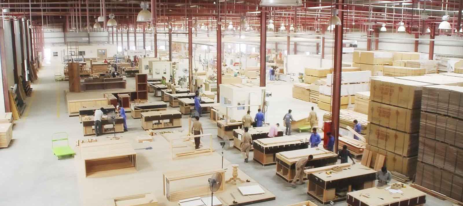 Xưởng gỗ MFC