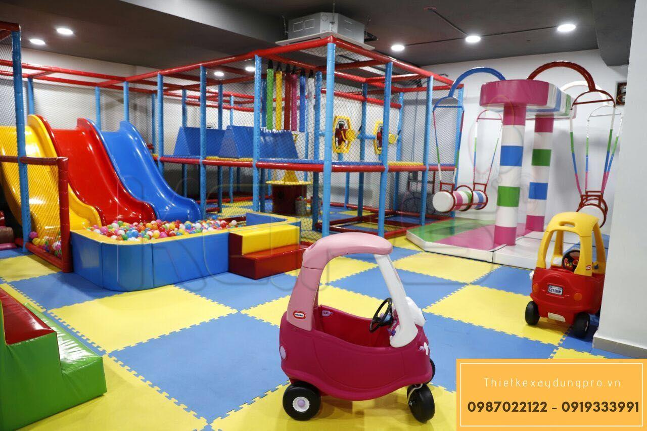 Thiết kế khu vui chơi trẻ em tại Quảng Ninh