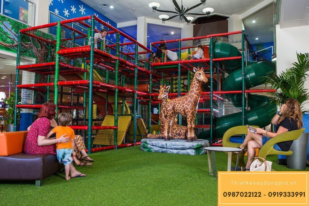 Thiết kế khu vui chơi trẻ em tại Phú Thọ